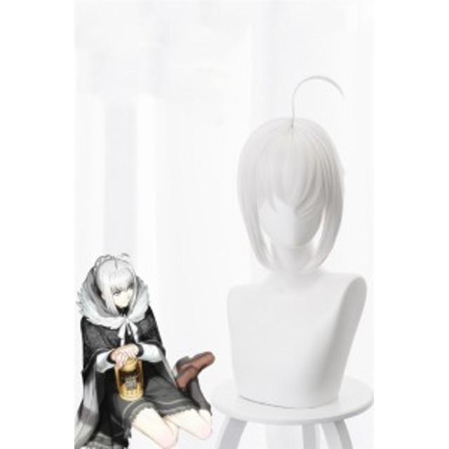 Fate/FGO ロード・エルメロイ?世の事件簿 グレイ 満破 コスプレウィッグ ウィッグ[ARS744]