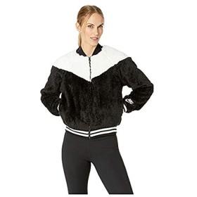 [NIKE(ナイキ)] レディースウェア・ジャケット等 Nike Sportswear Jacket Bomber Wolf Black/Sail/White XS [並行輸入品]