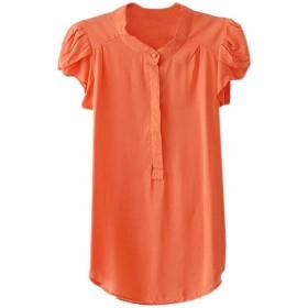シャツ レディース 半袖 可愛い Tシャツ 夏用