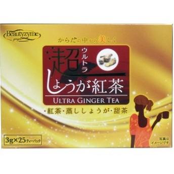 HIKARI 超(ウルトラ)しょうが紅茶 3g×25ティーパック