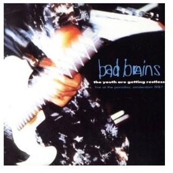 【輸入盤】Youth Are Getting Restless − Live at the Paradiso/バッド・ブレインズ