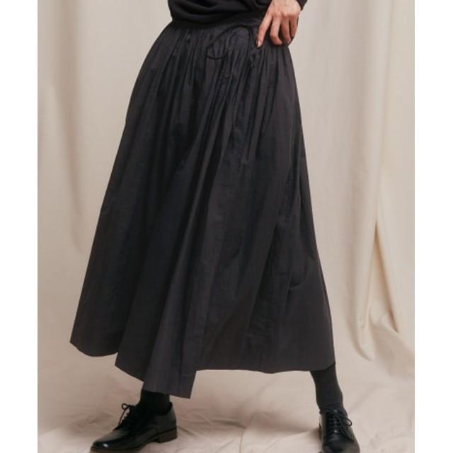 DOORS(ドアーズ) スカート スカート siiwa インドギャザーラップスカート【送料無料】