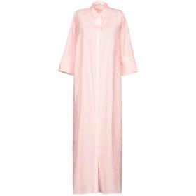 《期間限定 セール開催中》5PREVIEW レディース 7分丈ワンピース・ドレス ピンク XS コットン 70% / シルク 30%