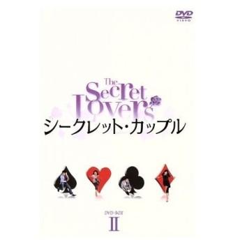 シークレット・カップル DVD−BOX2/映画・ドラマ,ハン・ジヘ,キム・ソックン