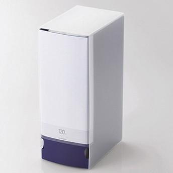 CD/DVD対応ファイルケース/120枚収納/ブルー CCD-FS120BU