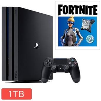[限定コード付]PlayStation 4 Pro ジェット・ブラック 1TB