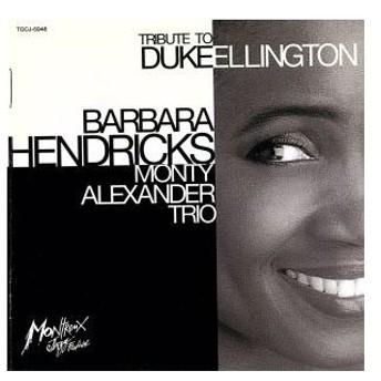 デューク・エリントンに捧ぐ/バーバラ・ヘンドリックス