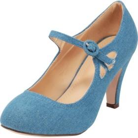 [Cambridge Select] レディース カラー: ブルー
