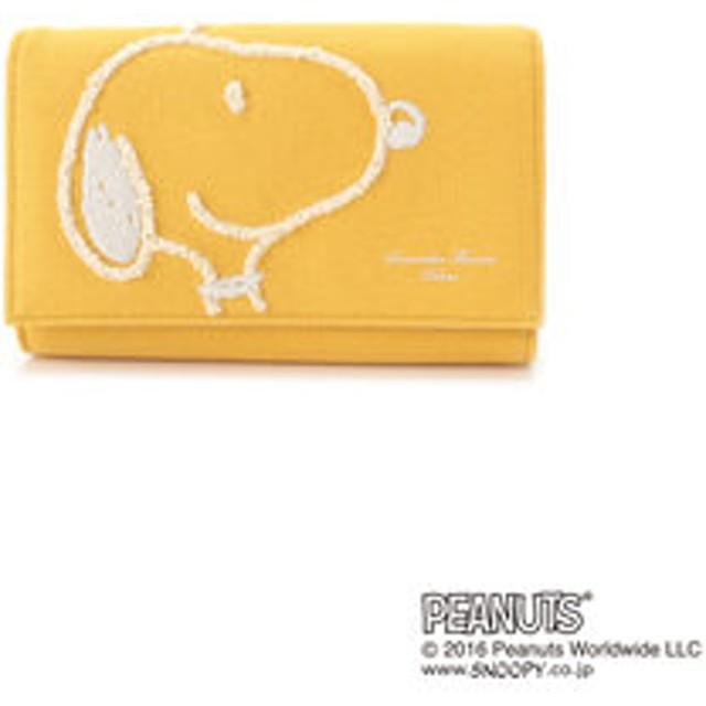 【Samantha Thavasa Deluxe:財布/小物】スヌーピーキャンバス小物