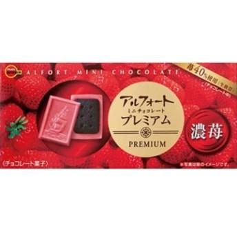 アルフォートミニチョコプレミアム濃苺 12個 x10