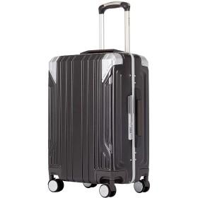 クロース(Kroeus)スーツケース キャリーケース PC100%ボディ高強度 TSAロック搭載 8輪 アルミフレーム S型機内持ち込み可 日本語取扱説明書 1年間保証付き 20