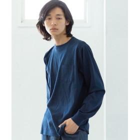 【25%OFF】 コーエン USAコットンロングスリーブTシャツ メンズ NAVY XL 【coen】 【タイムセール開催中】