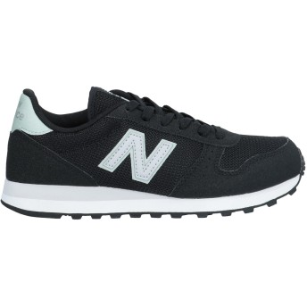 《セール開催中》NEW BALANCE レディース スニーカー&テニスシューズ(ローカット) ブラック 6.5 革 / 紡績繊維