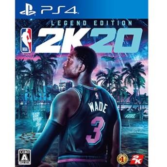 [PS4] NBA 2K20 レジェンド・エディション