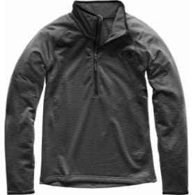 (取寄)ノースフェイス メンズ ボアード 1/4-Zip フリース ジャケット The North Face Men's Borod 1/4-Zip Fleece Jacket Asphalt Grey