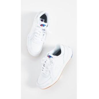 チャンピオン Champion レディース スニーカー シューズ・靴 Super C Court Low Mono Sneakers White
