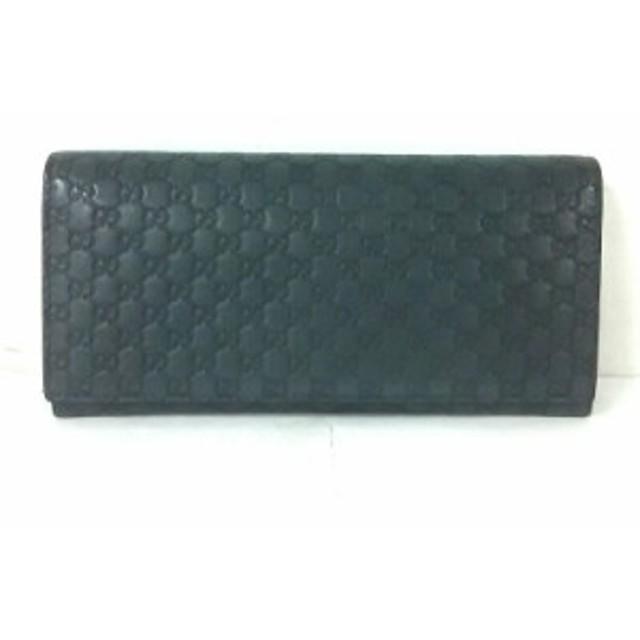 buy popular 98d48 d25bb グッチ GUCCI 長財布 レディース シマライン 233154 ...