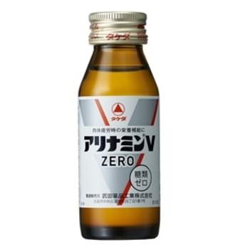 【10個入り】タケダ アリナミンV ゼロ 50ml