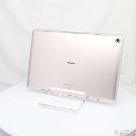 〔中古〕HUAWEI(ファーウェイ) MediaPad M5 Pro 64GB シャンパンゴールド CMR-W19 Wi-Fi〔08/11(日)新入荷〕
