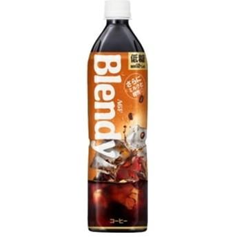 【12個入り】AGF ブレンディ ボトルコーヒー 低糖 ペット 900ml