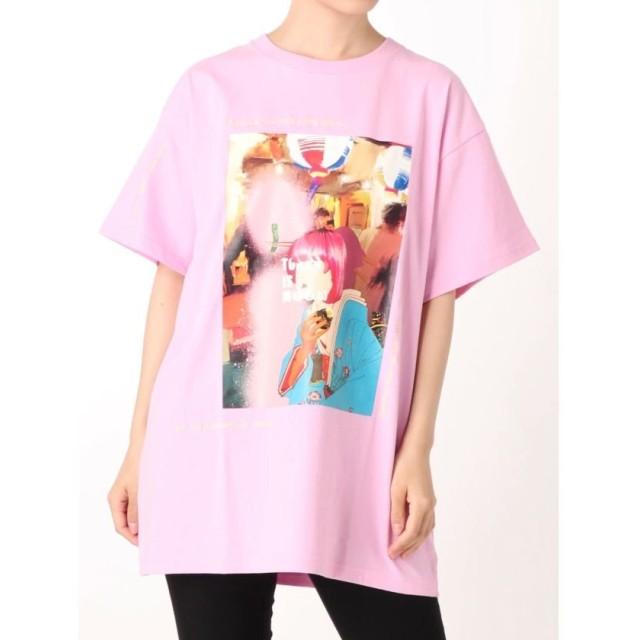 ジュエティ MASAKO.Y Tシャツ レディース ピンク M 【jouetie】