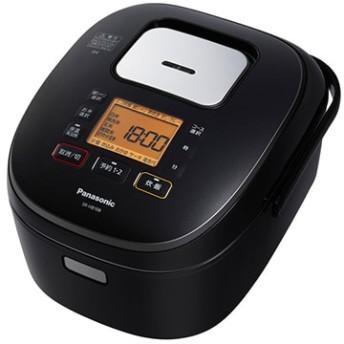 IH炊飯器 5.5合炊き ブラック SR-HB108-K