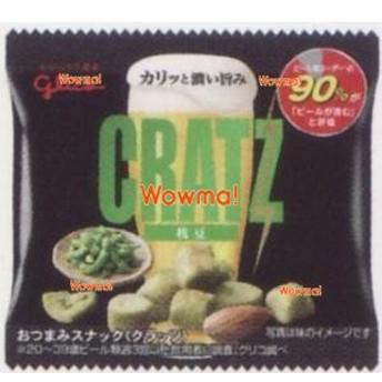 UUグリコ 14G クラッツミニタイプ枝豆×400個【1k】
