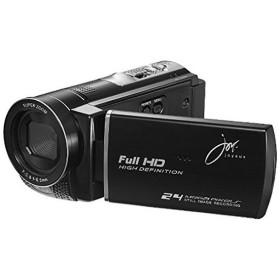 JOYEUX フルハイビジョンデジタルムービーカメラ JOY-D600BK ブラック