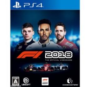 【中古即納】[PS4]F1 2018(20180920)