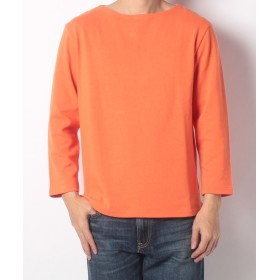【60%OFF】 アーバンリサーチ アウトレット バスクマリンシャツ メンズ オレンジ M 【URBAN RESEARCH OUTLET】 【タイムセール開催中】