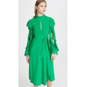 ゴールデン グース Golden Goose レディース ワンピース ワンピース・ドレス Dress Chieko Brilliant Green
