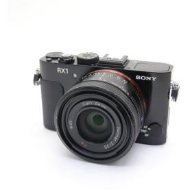 《難有品》SONY Cyber-shot DSC-RX1