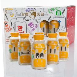 【台農乳品】 麥芽保久乳飲品(200mlx24瓶/箱)