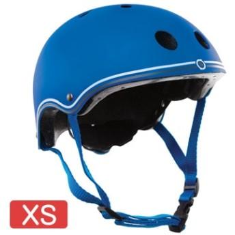【日本正規代理店品】GLOBBER(グロッバー) キッズ用ヘルメット XS( 5154cm) ネイビーブルー WKGB500100