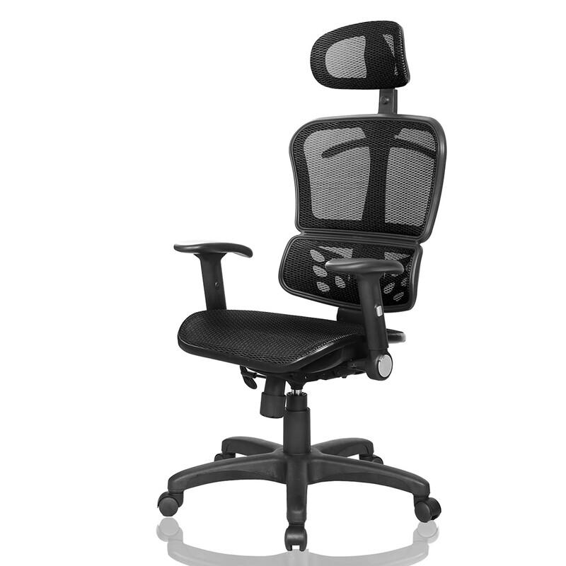 好室家居 萊恩全網雅致電腦椅辦公椅