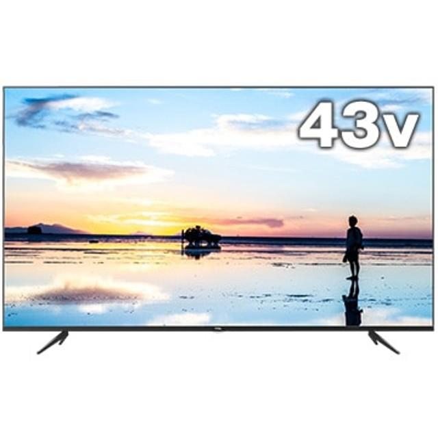 43型4K液晶テレビ 43K600U