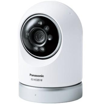 屋内スイングカメラ KX-HC600-W