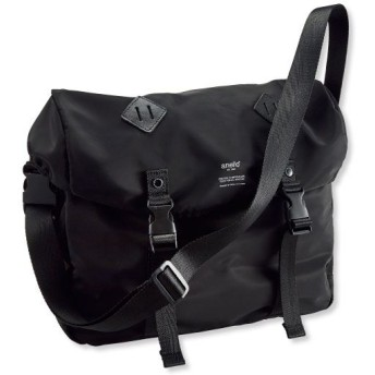 メッセンジャーバッグ(アネロ)(AT-B1624) - セシール ■カラー:ブラック