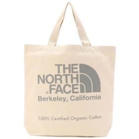 (UNCUT BOUND/アンカットバウンド)THE NORTH FACE (ノースフェイス)TNF Organic Cotton ToteBag オーガニックコットントート/メンズ GREY