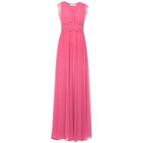 《セール開催中》ANNA RACHELE レディース ロングワンピース&ドレス ピンク 40 ポリエステル 100%