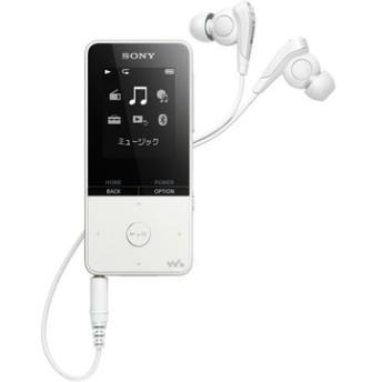 ウォークマン Sシリーズ 16GB ホワイト NW-S315/W