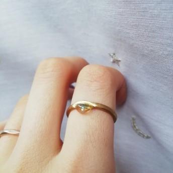 あまみずの指輪 ぷっくり