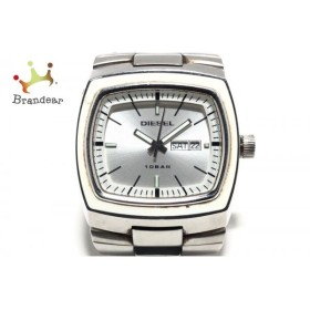 ディーゼル DIESEL 腕時計 DZ-4063 メンズ シルバー 新着 20190811