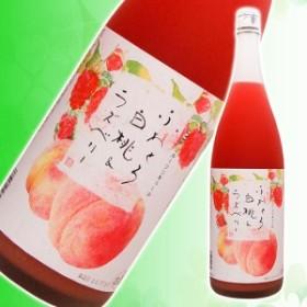 池亀酒造 ふわとろ白桃・ラズベリー(7°) 1800ml 限定
