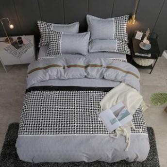 立派な図柄 寝具カバー 4点セット 柔らか優しい肌触り 掛布団カバー シーツ 爽やか キッズ 速乾 3点セット 清潔 G01