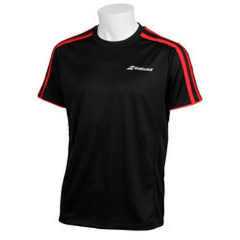 【Super Sports XEBIO & mall店:ファッション雑貨】ショートスリーブシャツ テニスTシャツ BTUNJA15 BK