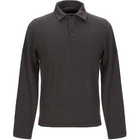 《期間限定セール開催中!》LES COPAINS メンズ ポロシャツ ミリタリーグリーン 48 コットン 100%