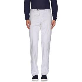 《期間限定セール開催中!》BARBA Napoli メンズ パンツ ホワイト 32 コットン 98% / ポリウレタン 2%