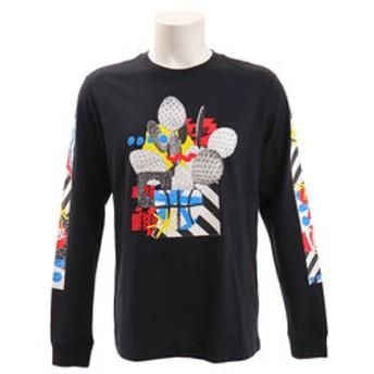 【Super Sports XEBIO & mall店:トップス】SSNL4 長袖クルーシャツ BV7569-010FA19