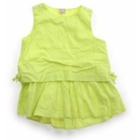 【プティマイン/petitmain】チュニック 110サイズ 女の子【USED子供服・ベビー服】(445783)